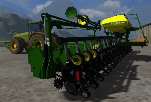 Farming Simulator 2013 Planter