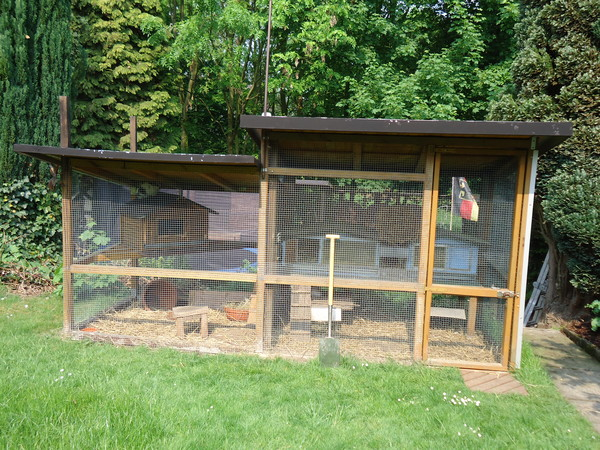 Kaninchenstall Selber Bauen Kaninchenstall Jpg Pictures to pin on ...