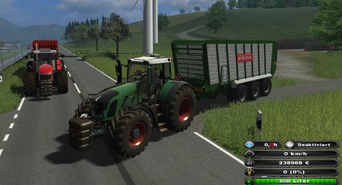 Farming Simulator 2011 Mods