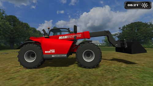 Manitou MLT735 for ls 2011