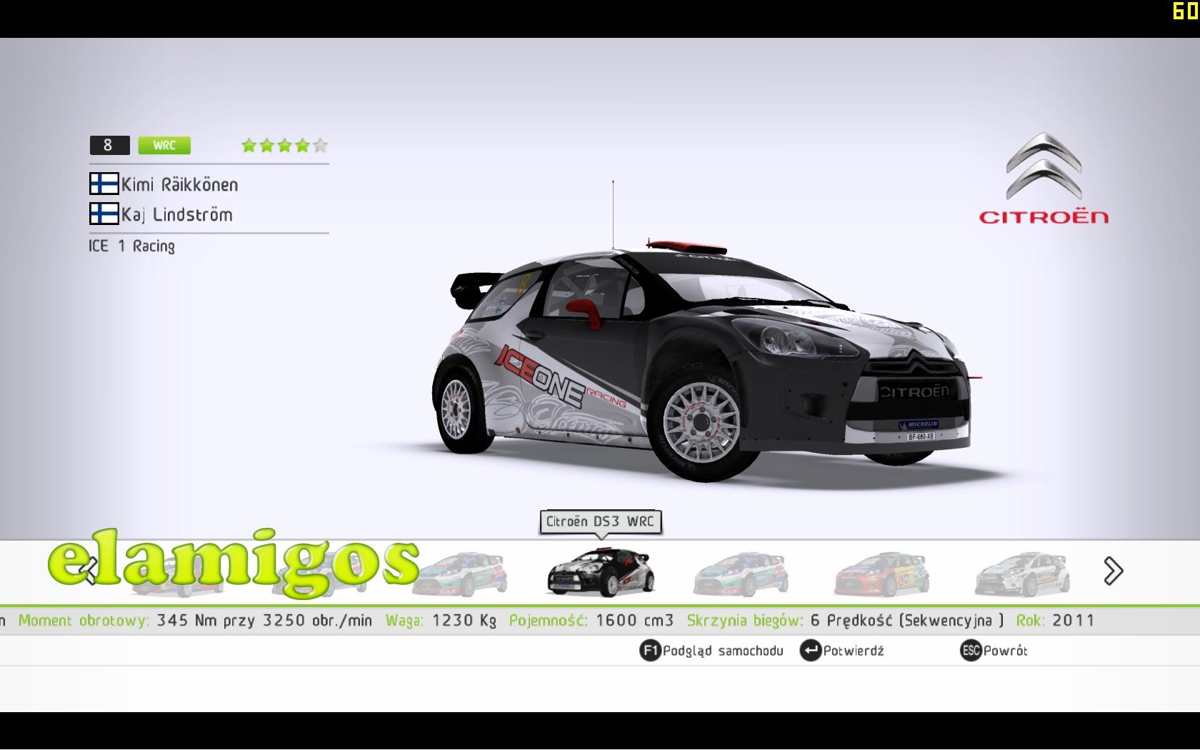 WRC 2 FIA World Rally Championship (2011) +SPOLSZCZENIE+CRACK